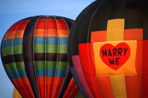 Wedding Proposal Marry Me
